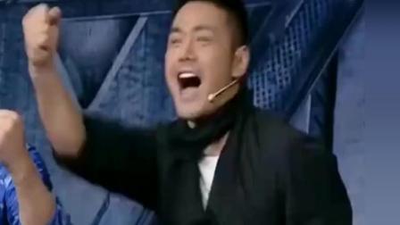 王洪祥现场叫板方便-你想跟我打一场吗, 把队长赵文卓都惊住了
