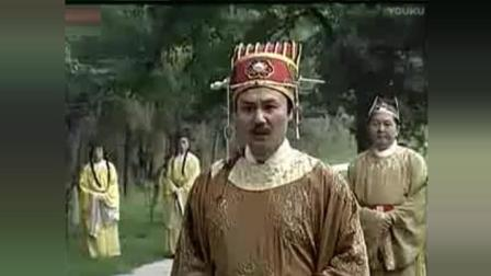 赵匡胤试探赵光义, 说要传位给弟弟, 吓的赵匡义精神失常