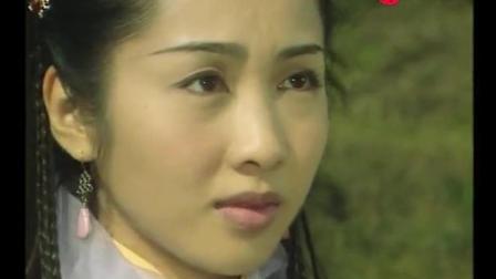 张无忌此刻才发现自己爱的人是赵敏, 宁可选择负了周芷若