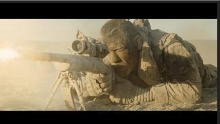 2018大片:美国狙击手跟伊拉克狙击手的巅峰对决,过瘾啊
