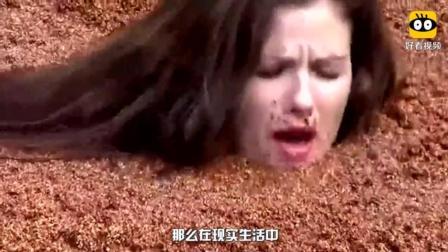 大漠流沙真能把人吞下去? 被电视剧骗了N年, 这才是真相