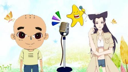 唐豆豆白娘子深情对唱《舞女泪》, 终于知道为啥找不到女朋友了!