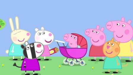 《小猪佩奇》乔治也是个可爱的猪宝宝