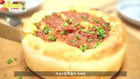 附近美食: 市面价70元左右披萨i like , 美食, 家庭自制披萨