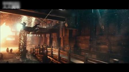 传奇侠盗前传《罗宾汉: 起源》中文电影预告