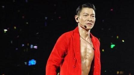 刘德华硬是把湖南晚会开成个人演唱会, 观众都无法淡定了