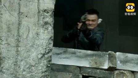 不愧是特种兵狙击手, 一枪就把敌人的狙击手给干掉了, 真霸气!