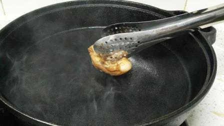 不知道铸铁锅要开锅? 那就看这里, 详细告诉你如何开锅, 不粘不锈越用越好用