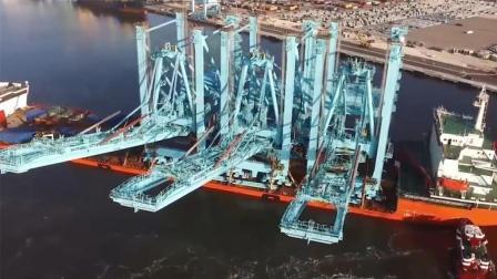 我国这个大家伙重140000吨, 能吊起航空母舰, 多国跑来求我们!