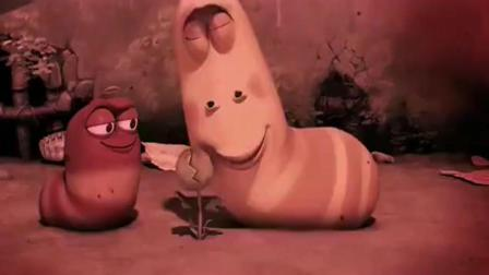 爆笑虫子: 小红被小黄养的食人花吞进肚中!