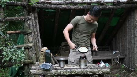面饼王归来, 野外木材炉的选择