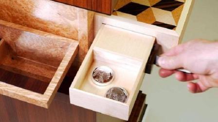 让小偷束手无策的柜子, 浑身布满了机关, 卖出了22万的高价