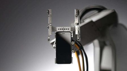 11秒拆解一台iPhone! 苹果最新回收机器人亮相