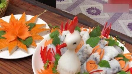 500年古老的越南美食制作, 但最后的昆虫有点吓人!