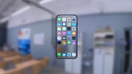 苹果新旗舰! iPhone 11概念机曝光: 100%全面屏设计, 颜值超惊艳