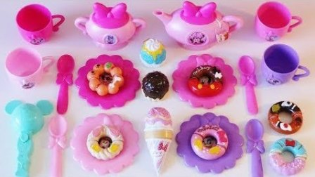 米妮老鼠 茶组 Minnie Mouse Bowlicious Tea Set