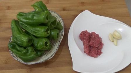 大厨教你在家做虎皮青椒, 比吃大鱼大肉都香, 做法很简单!