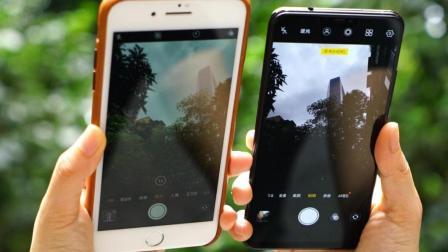逆光拍照大PK: vivo X21和iPhone谁更好?