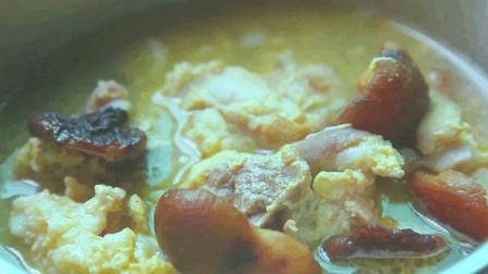 猪肚家常新吃法, 不只可炖莲子这样做也简单美味, 补虚损健脾胃