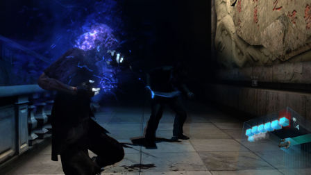 最终幻想15诺克堤斯乱入生化危机6特效MOD
