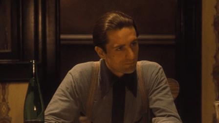 影视经典《教父2》老教父维托的发家史, 做一个有风度的男人