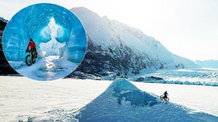 :自行车牛人冰川骑行 独臂女舞者的运动人生