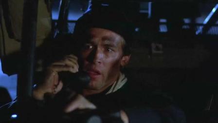 解救人质的美军突击队, 遭遇大批持枪分子赶来