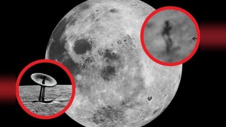 最新揭秘 嫦娥二号在月球所拍照片发现人造痕迹