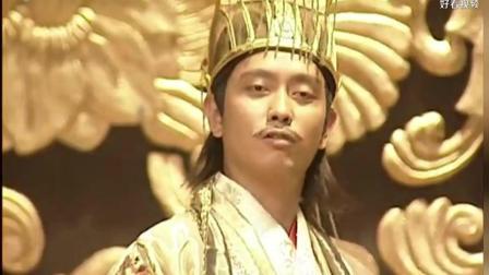 《隋唐英雄传》杨广三言两语就解决了反贼, 实在是妙啊