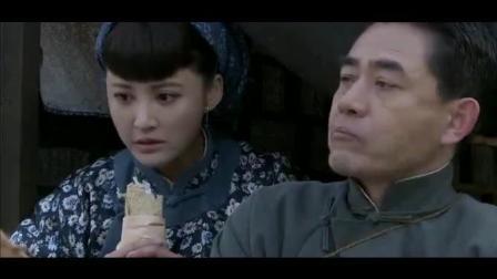 大宅门: 白景琦和路青青一起吃大饼卷葱, 吃得比吃山珍海味还香