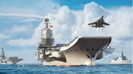 中船重工又放出了一个好消息, 首艘国产航母即将海试
