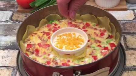 烤箱菜单: 土豆片这样做  吃完一盘还想再来一盘哦
