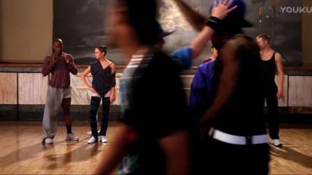 舞力对决:街舞挑衅芭蕾:你那叫小鸟展翅膀,对方直接一杯水过来