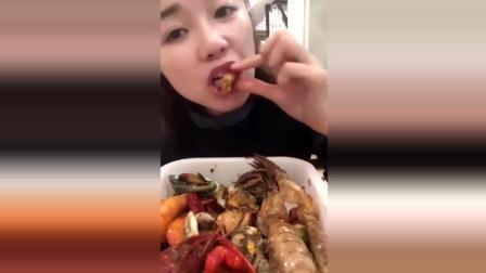 唐唐吃海鲜小咖, 要啥有啥香辣可口