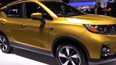 18款广汽传祺GS3 价格亲民仅7.38万元, 1个月卖2000辆车