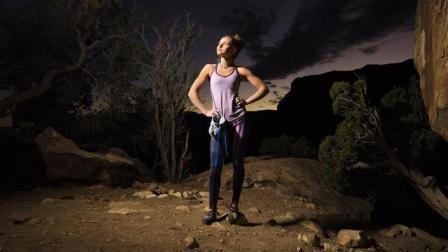 岩壁上的铿锵玫瑰, 登顶5.15a 创女性攀岩纪录