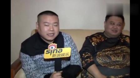 岳云鹏和孙越在台下的真实状态, 这比台上还乐呢, 看完你笑了吗