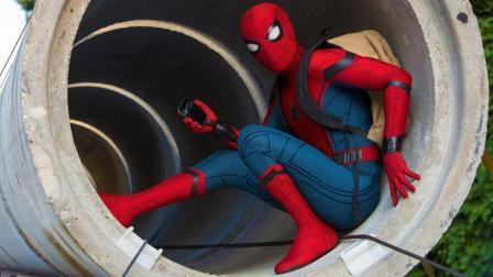:一口气看《蜘蛛侠:英雄归来》 漫威电影宇宙第十六部