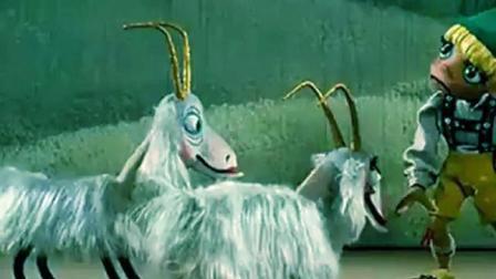 电影《音乐之声》插曲《孤独的牧羊人》旋律优