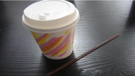 为什么咖啡店的吸管都是中间凹进去的? 今天算长见识了