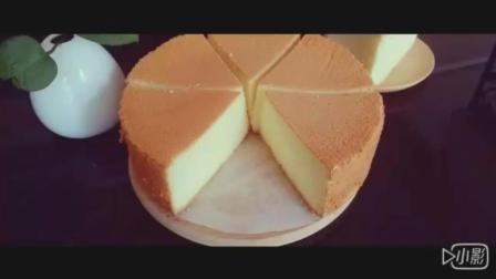 8寸戚风蛋糕~超详细版的做法