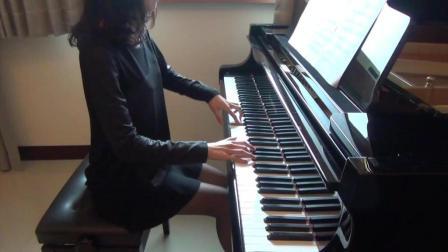 【钢琴曲】DARLING in the FRANXX OP KISS OF DEAT H [piano]