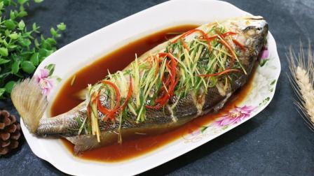 黄花鱼怎么做才好吃? 大厨教你一个方法, 一点也不腥, 还很好吃!