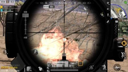 绝地求生 全军出击 M24和98K两把狙击沙漠吃鸡 哪个好用 第119期