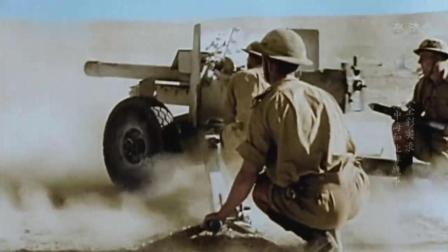 隆美尔率领德军军团, 与英军上演著名的北非之战