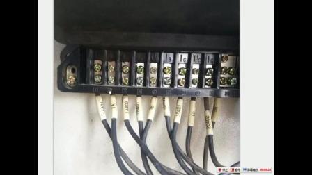 三相四线电表带电流互感器接线方法