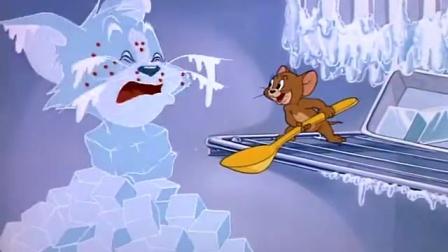 《猫和老鼠》26 Jerry用肥皂洗Tom嘴 Tom拉出老鼠夹