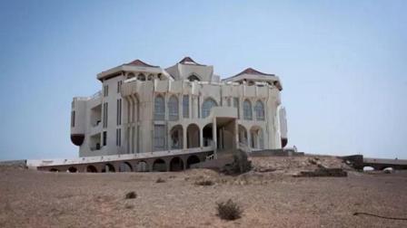 土豪打造的超级豪宅, 花了7亿不敢住, 里面到底有什么?