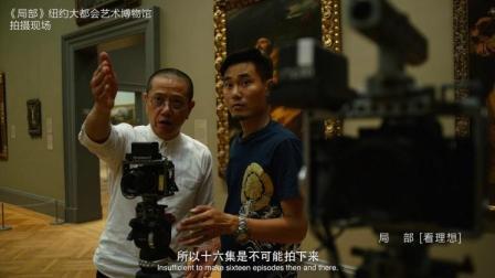 陈丹青为拍第二季局部,申请入馆拍摄就弄一年,实拍却只15小时