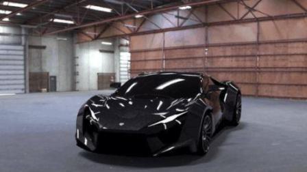 国产第一超跑比亚迪One, 4.5秒破百才卖30万, 造型直逼百万级跑车